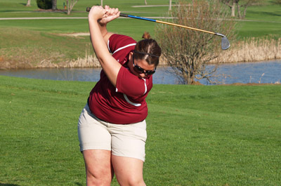 Clothing stores :: Women golf clothing