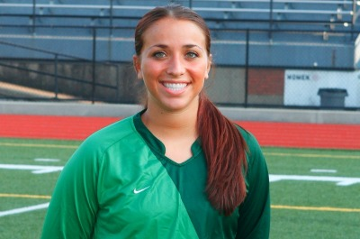 Women's Soccer Defensive Player of the Week - Mackenzie Pinto