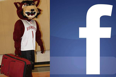 The IU East athletics Facebook page has moved to www.facebook.com/iueredwolves