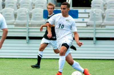 Silva Selected as the KIAC 2014-15 Male Athlete of the Year