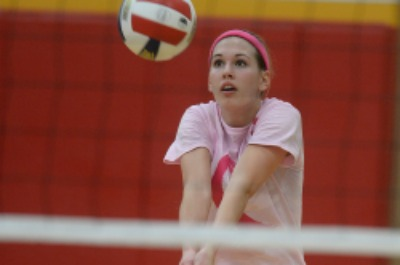 Volleyball Player of the Week - Mallory Livingston