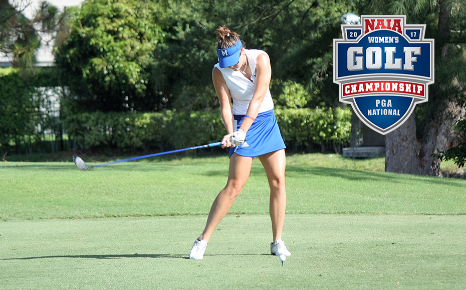 Photo for Midway's Lawler makes cut at NAIA Women's Golf National Championship