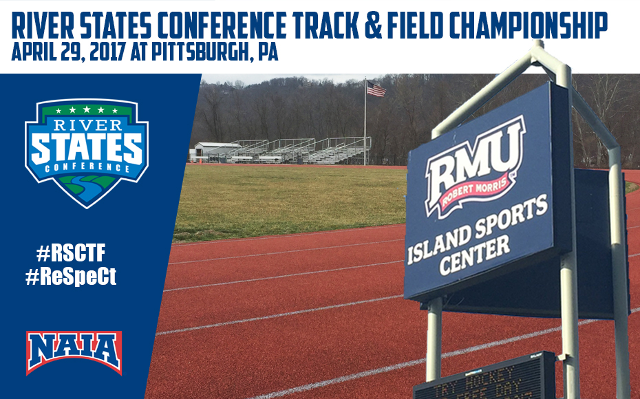 Photo for RSC Men's & Women's Track & Field Championships: April 29 at Pittsburgh, Pa.