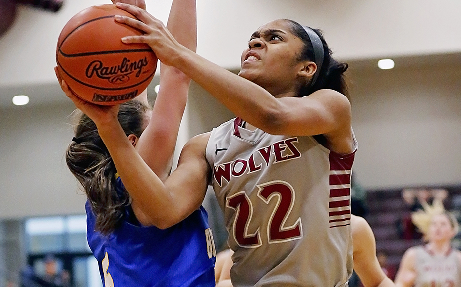 IU East's Tia King is the RSC Player of the Year