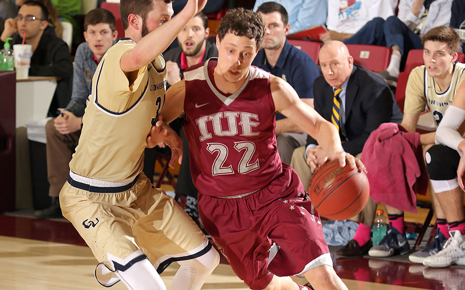 IU East senior guard Kyle Pipenger. Photo by NAIA.