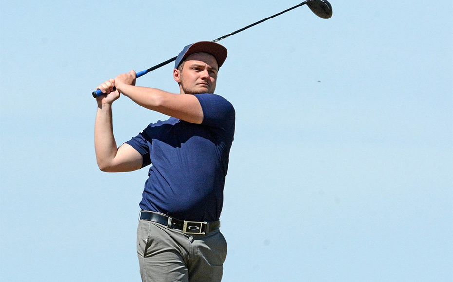 Photo for WVU Tech's Gaskins wins RSC Men's Golfer of the Week April 10-16