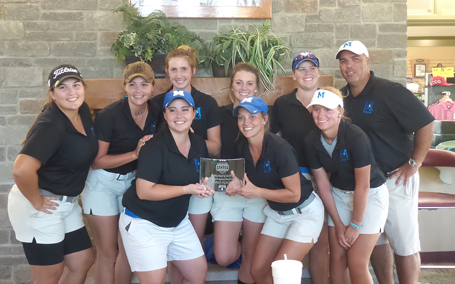 Photo for Midway (Ky.) wins RSC Women's Golf Fall Preview Tournament