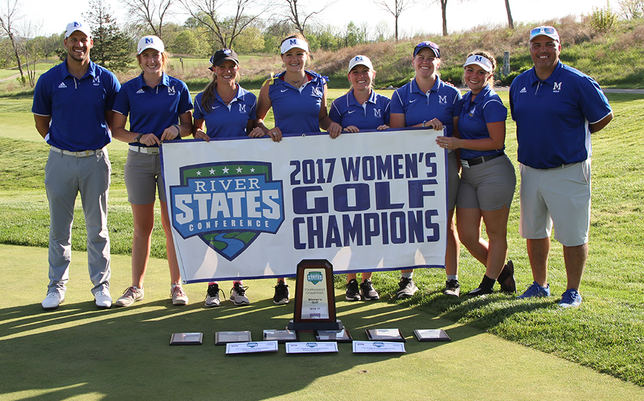 Photo for Back-to-Back! Midway repeats as RSC Women's Golf Conference Champions