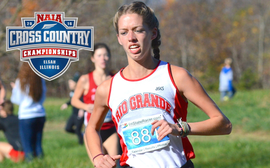 Photo for RedStorm women lead RSC runners at NAIA Cross Country National Meet