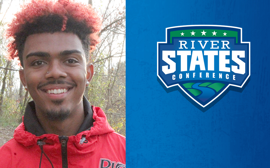 Photo for Rio Grande's Norris notches RSC Men's Outdoor Track Athlete of the Week