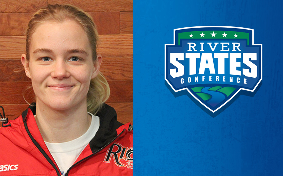 Photo for Rio Grande's Petty claims RSC Women's Outdoor Track Athlete of the Week