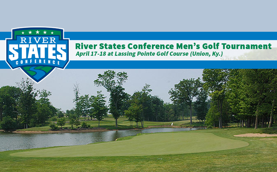 Photo for River States Conference Men's Golf Tournament tees off Monday from Union, Ky.