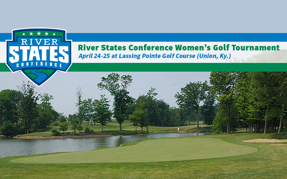 Photo for River States Conference Women's Golf Tournament April 24-25 at Lassing Pointe GC
