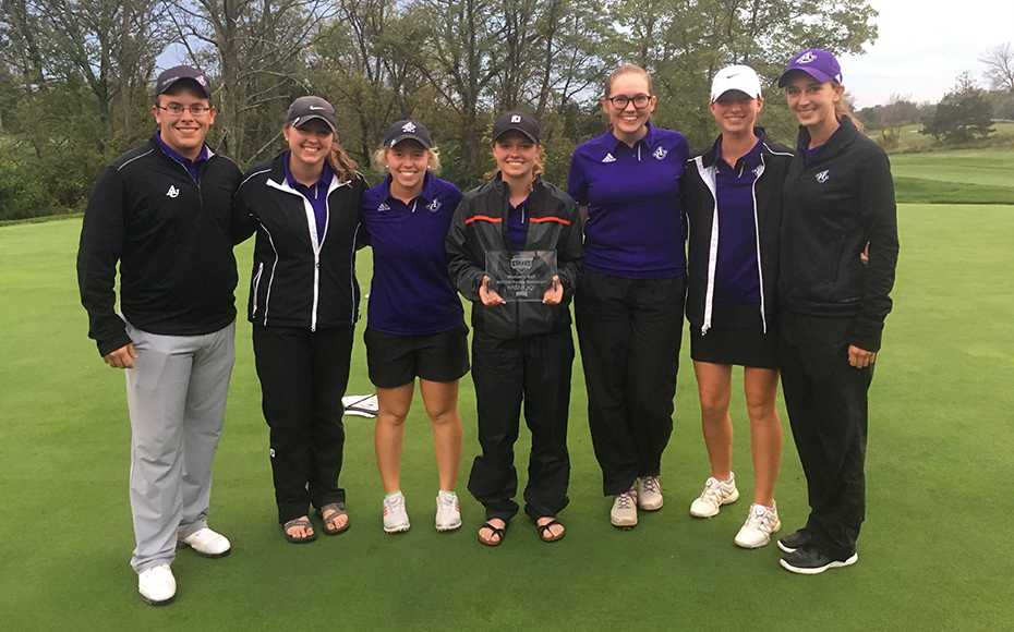 Photo for Asbury (Ky.) claims RSC Women's Golf Fall Preview Tournament title