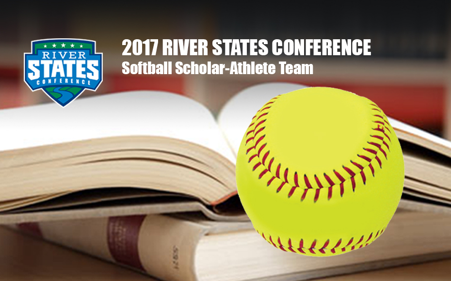 Photo for RSC Softball Scholar-Athlete Team announced with 53 players named for 2016-17