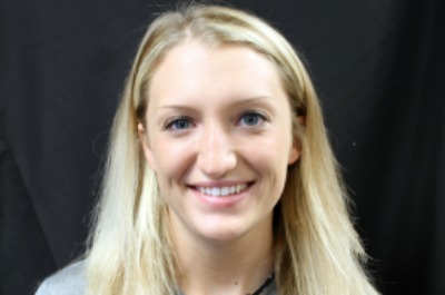Women's Outdoor Field Athlete of the Week - Vanessa Legg