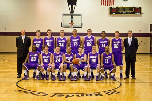 Cincinnati Christian Team Photo